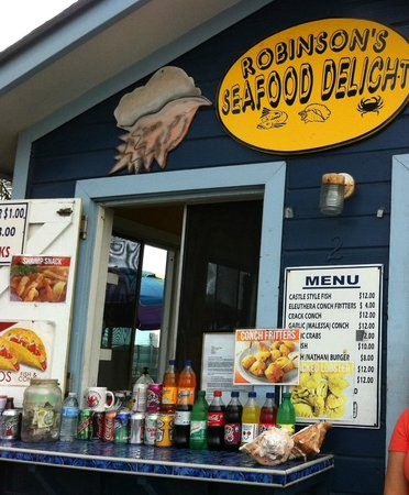 Best Seafood Restaurant In Freeport Bahamas