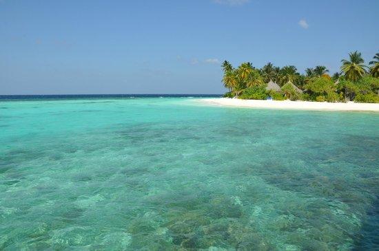Angaga Island Resort: Ohne Worte...