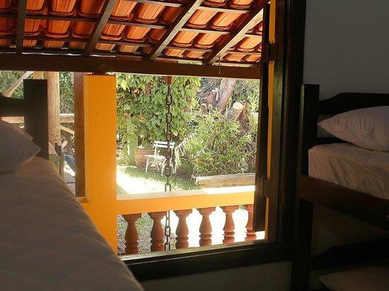 Guappo Chacara Hostel: Quarto Quadruplo