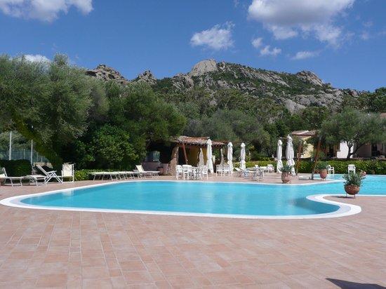 Airone Hotel: La piscina dell'albergo