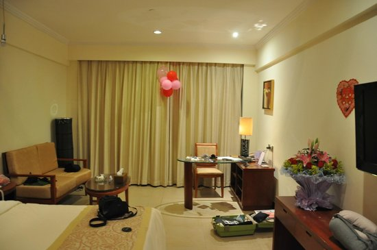 HNA  Resort Haikou: Room view