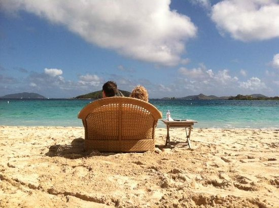 Peter Island Resort and Spa: change your latitude