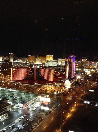 Palms Casino Resort : View from Ghost Bar