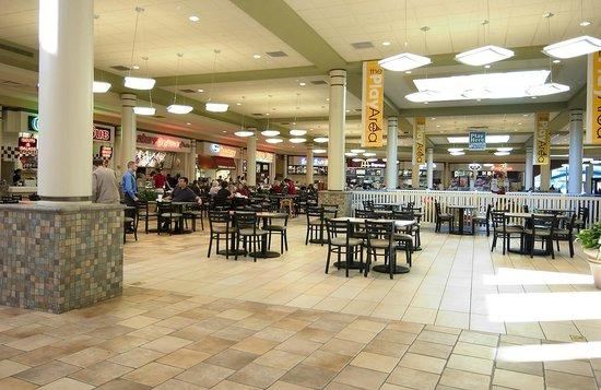Carolina Mall Food Court