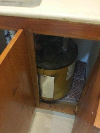 ApartHotel Green Coast: Für warmes Wasser in der Küche ist gesorgt