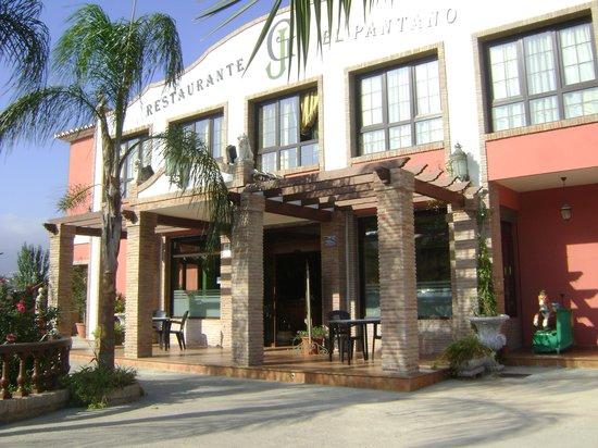 Restaurante El Pantano: Fachada