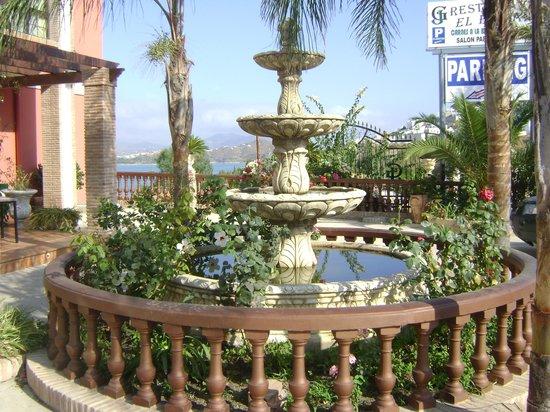 Restaurante El Pantano: Fuente