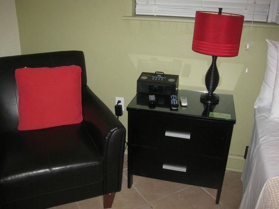 Suites on South Beach Miami: Only drawer in room