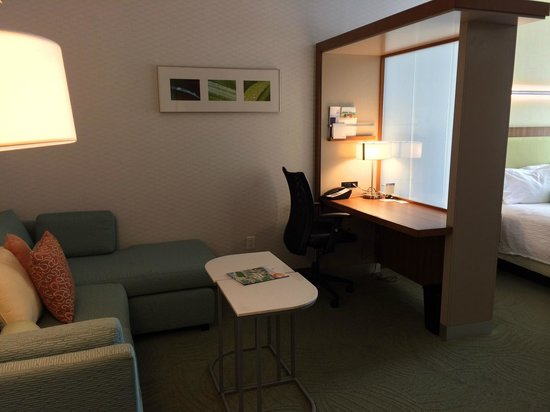 SpringHill Suites Irvine John Wayne Airport/Orange County: Desk/Work area