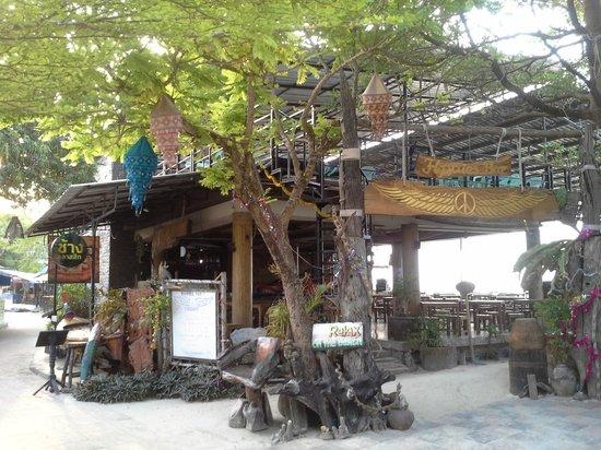 Phi Phi Andaman Legacy: Le Hippie's Bar.....comme je l'ai détesté !!!!!