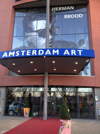 WestCord Art Hotel Amsterdam: Amsterdam Art