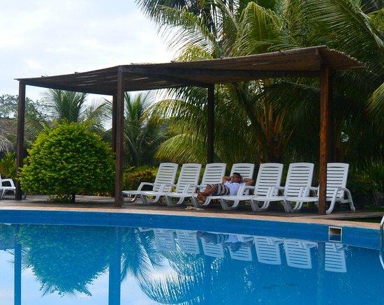 El Sauce Resort : confortable para pasar un fin de semana relax.