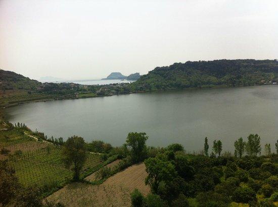 Lago d'Averno: lago 2