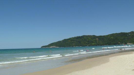 Canto Grande Beach: el color del mar
