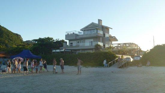 Canto Grande Beach: Hermosas casas sobre la playa