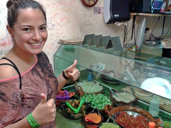 Falafel Nessya : falafel 2