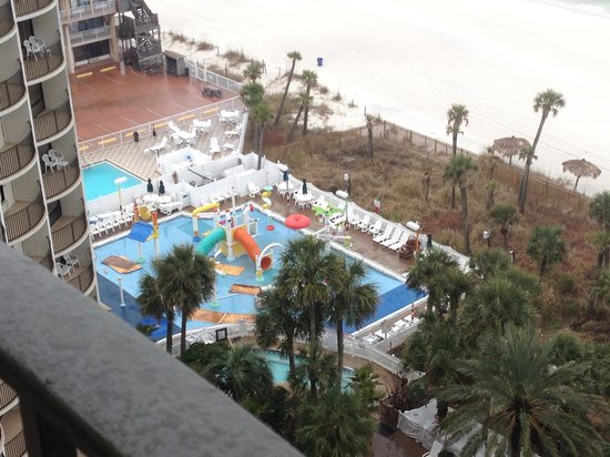 Holiday Inn Resort Panama City Beach : View from room