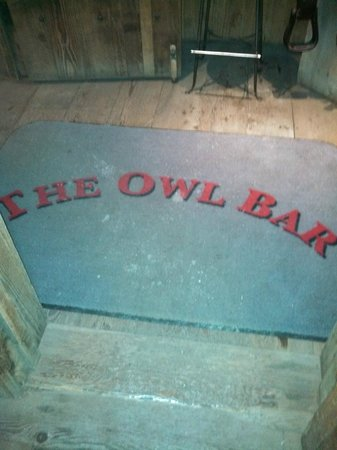 Sundance Resort: Welcome to the Owl Bar