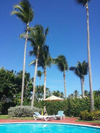 Hotel Merengue Punta Cana: Hotel & Hotelgelände