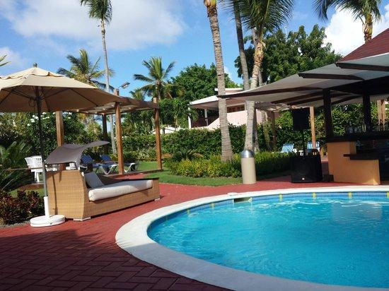 Hotel Merengue: Hotel & Hotelgelände