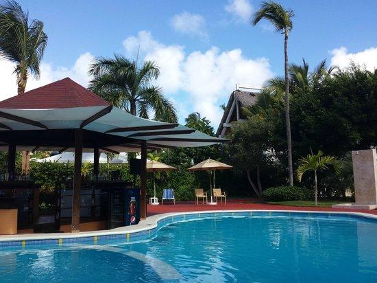 Hotel Merengue: Poolbar