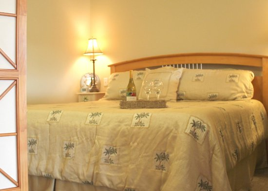 San Juan Suites : Bedroom - The Conservatory - Pet Friendly