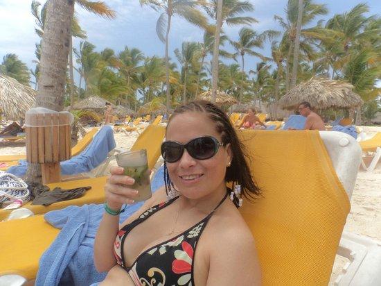 Catalonia Bavaro Beach, Casino & Golf Resort: Playa