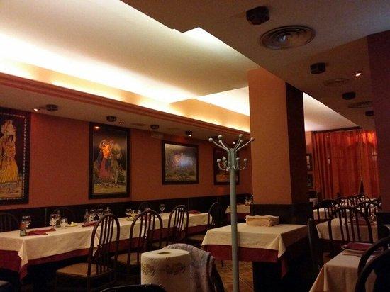 Muglia Indian Restaurant : Didn't like how it looks