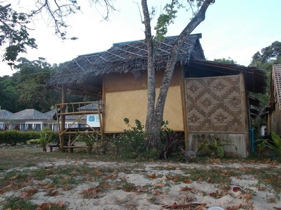 Kalume Kradan Village : apertura bel bagno -lato mare