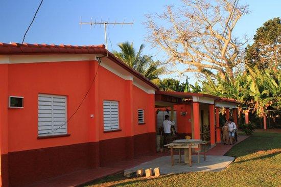 Villa El Habano: La Maison , notre Casa se trouve au milieu