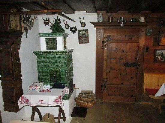 Gasthof Ladner: Dining room