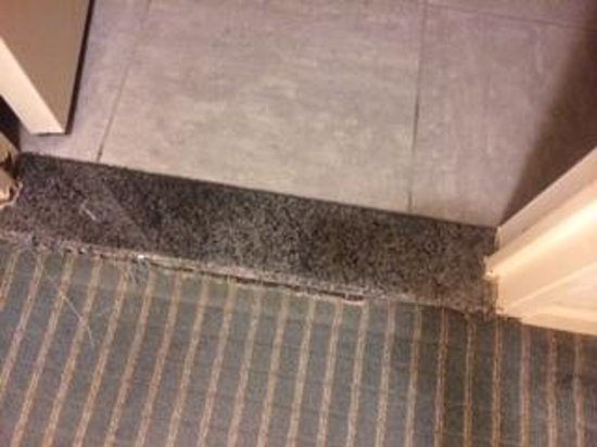 The Marquette: Rotten carpet - really?