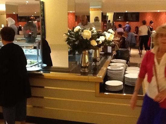 Luna Park Hotel : ресторан