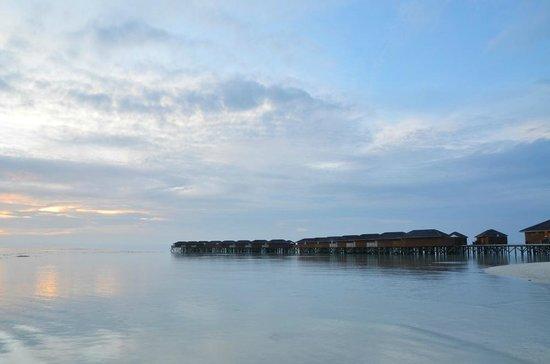 Vilamendhoo Island Resort & Spa : Water Villa