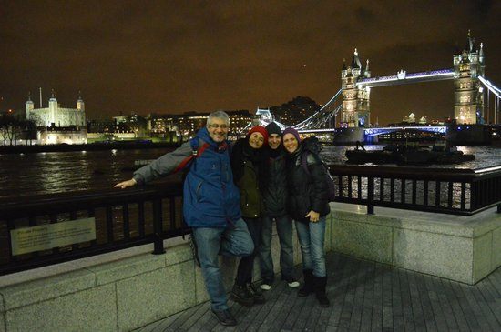 SANDEMANs NEW Europe - London: Final del South Bank Tour