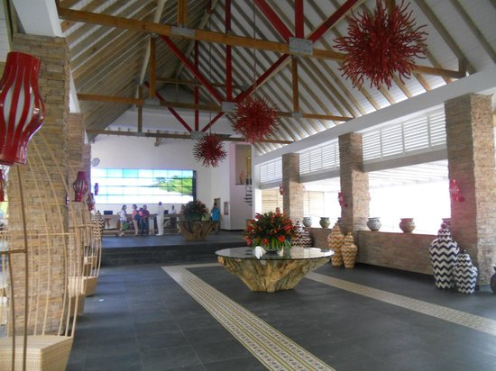 Decameron Isleno : Lobby del Hotel