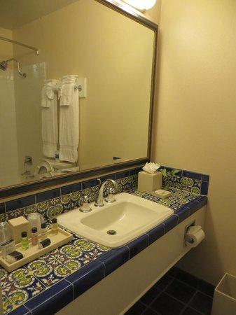 Half Moon Bay Lodge : bath