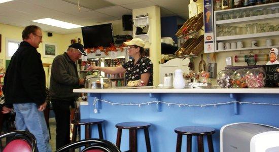 Deb's Hidden Cafe: Deb the Head Chef