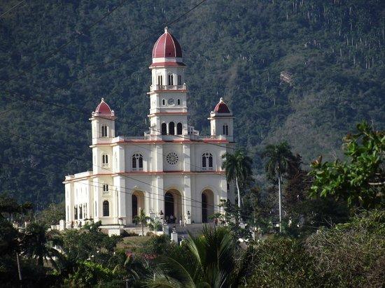 El Cobre Basilica: basilica