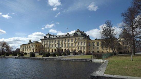 Drottningholm Palace : Reggia