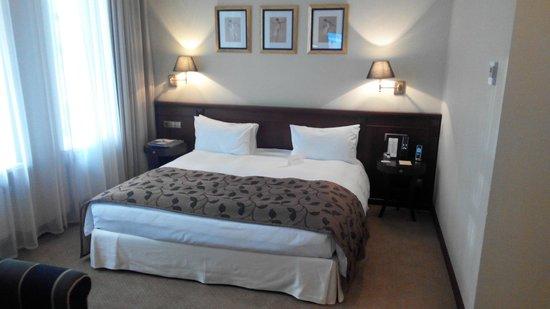 Opera Hotel: my delightful room last trip