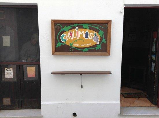"""Chilimosa Vegetarian Food: Vegetarisch restaurant """" Chilimosa """""""