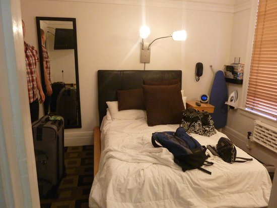 The Mosser: Our room