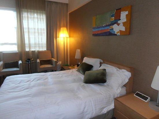 Park Hotel Hong Kong: Comfortable room