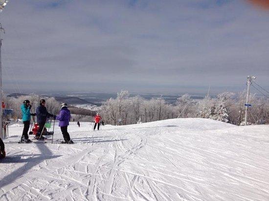 Auberge Bromont: Ski Bromont