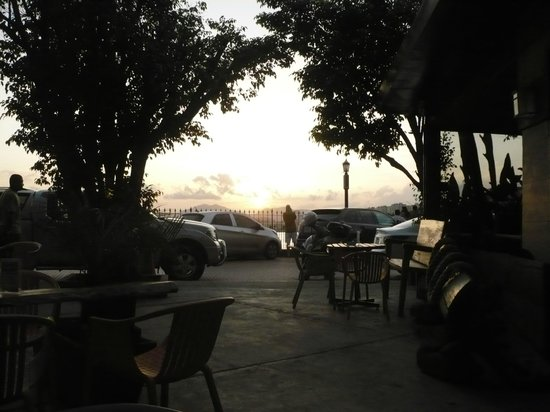 Finca del Mar: View from table