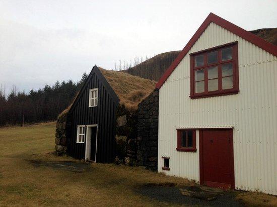 Freilichtmuseum Árbæjarsafn: Folk Museum