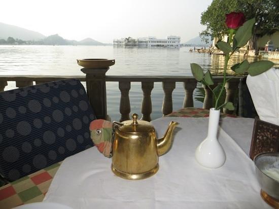 Amet Haveli: Tea