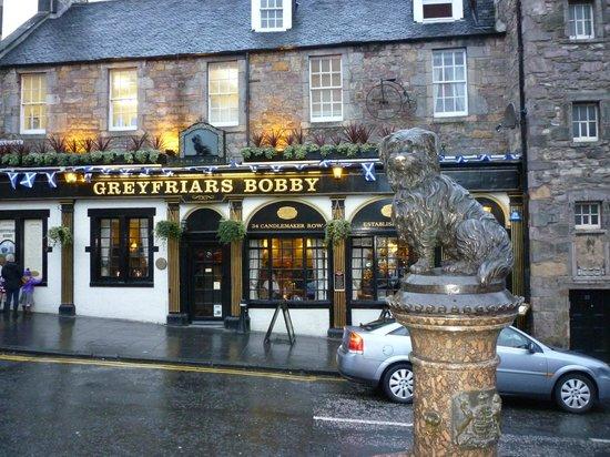 SANDEMANs NEW Europe - Edinburgh: Greyfriars