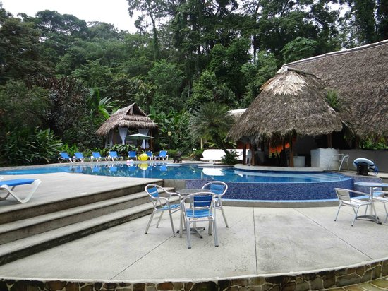 Cariblue Beach & Jungle Resort : Piscina